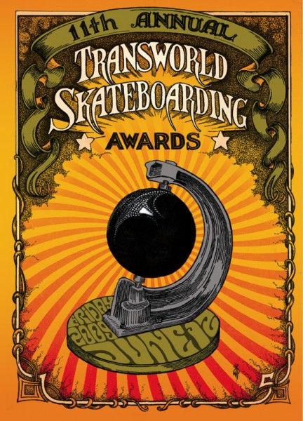 2009 transworld skateboarding awards