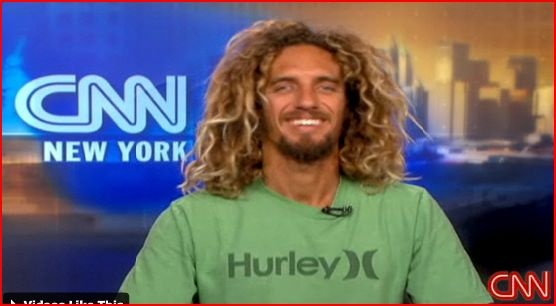 Rob Machado CNN interview