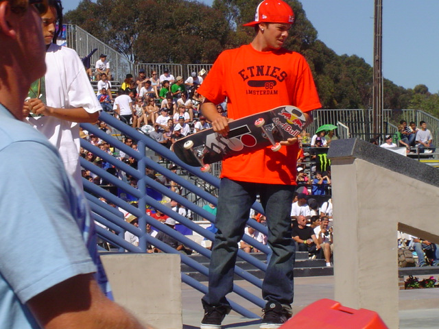 Ryan Sheckler at the 2009 Maloof Money Cup